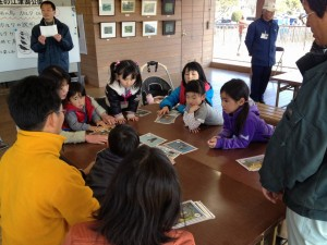 イベント『江津湖の鳥 カルタDE観察』