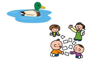 2月23日(日)開催!わくわくえづっ子塾「江津湖の鳥 カルタDE観察」参加募集中!