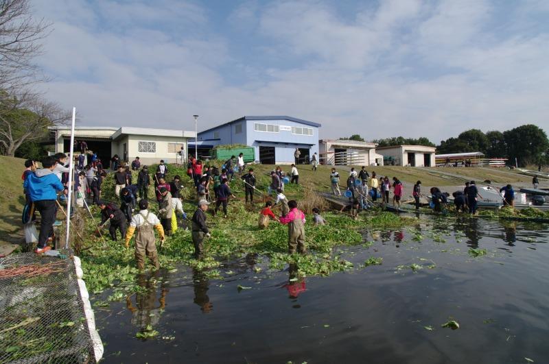 熊本県ボート協会 ボランティア活動